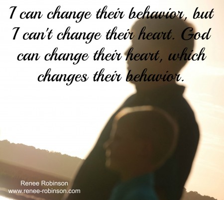 Change their heart
