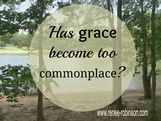 commonplace grace